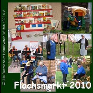 Flachsmarkt 2010